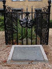 Joseph Grimaldi Grave