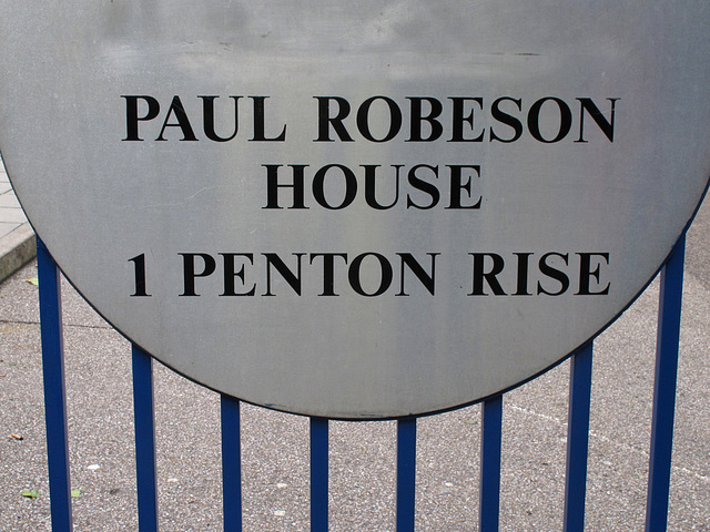 Paul Robeson House