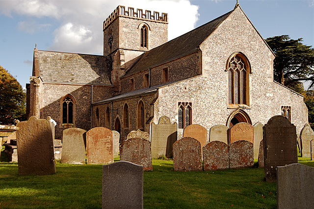 St. Mary's Church, Great Bedwyn