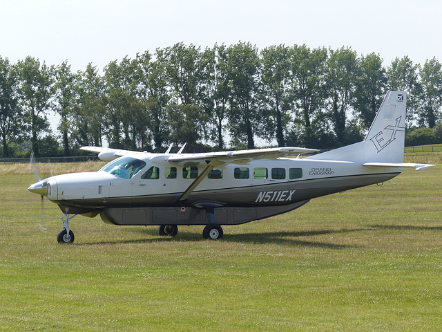 N511EX at Goodwood (1) - 1 July 2014