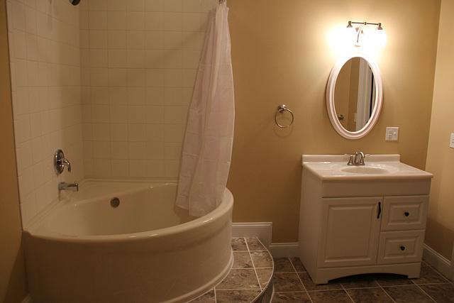 The New Bathroom