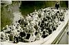 Paddan Canal Boat Ride, Gothenburg, Sweden, July 1957