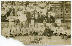 Baseball Club, Boswell, Pa.