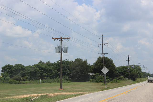 Escambia River Electric Co-Op 46kV & 12.47kV - Santa Rosa County, FL