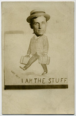 I Am the Stuff