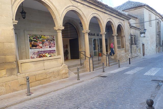 Baeza- Mercado Central