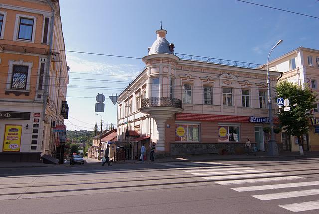 auf der Soborna-Straße