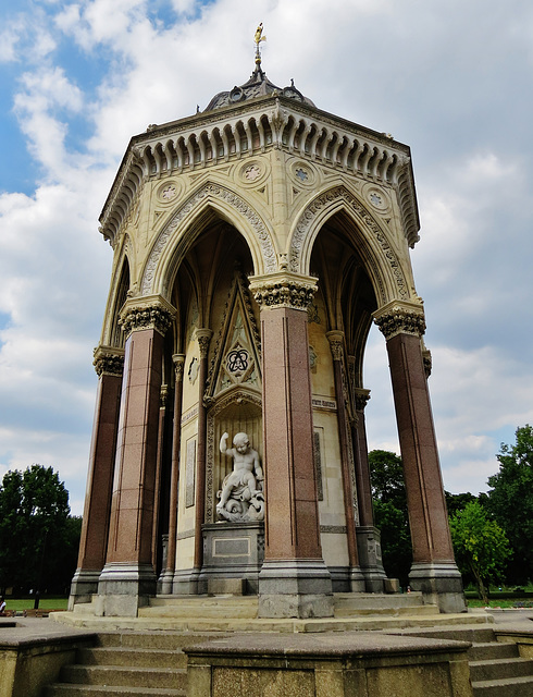 victoria park drinking fountain, bethnal green, london