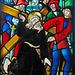 Kreuztragung Christi - Straßburg 1480/90