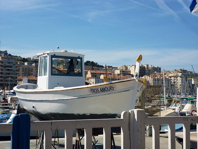 À Marseille ...le Vieux  Port