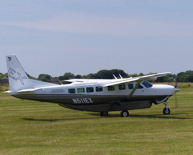 N511EX at Goodwood (4) - 1 July 2014