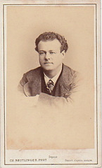 Jean Francois Philibert Berthelier by Reutlinger