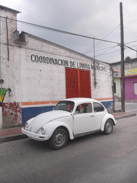 VW y limpieza.