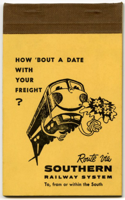 How 'Bout a Date with Your Freight?