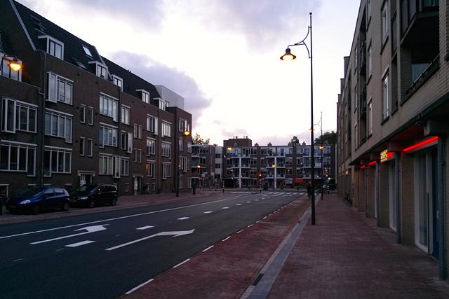 Roadworks finished on the Klokpoort