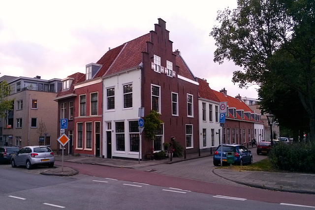 Old house on the Houtmarkt