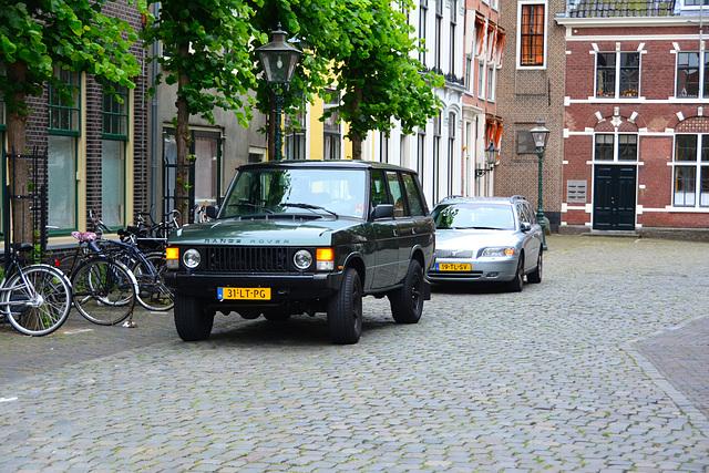 1990 Range Rover 3.9 Automatic