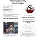 Soup Supper Oct 2014