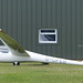 G-DFEB at Lasham - 9 July 2014