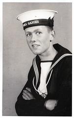 John David Carlton, HMS Ganges, Suffolk