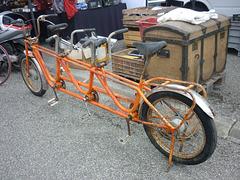 Vélo pour famille nombreuse