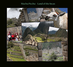 The Sunday Challenge - Machu Picchu (Explored)