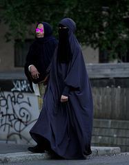 sweet niqabi girl [02]