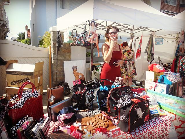 marché rockabilly day