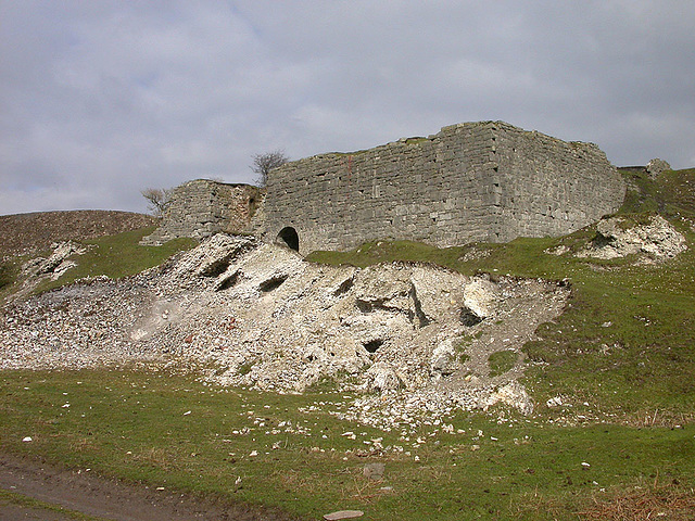 Pant-y-Pydew kilns