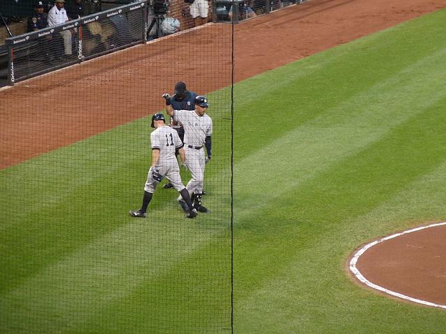 Gardner and Jeter