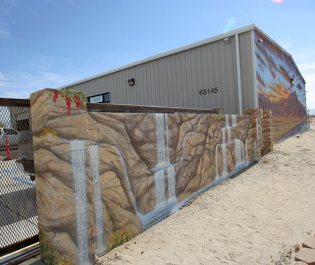 Expansion of Ocean Tech Mural by John Coleman (4703)