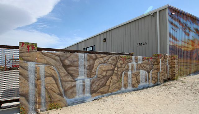 Expansion of Ocean Tech Mural by John Coleman (4704)