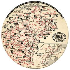 Dist-O-Map North East