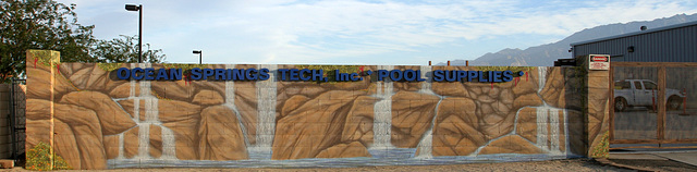 Expansion of Ocean Tech Mural by John Coleman (4708)