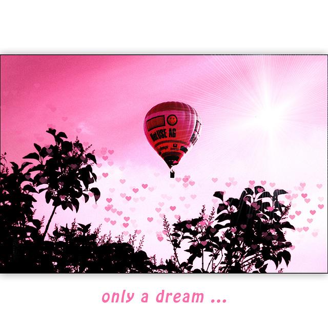 up , up and away ... der Sonne entgegen ☼
