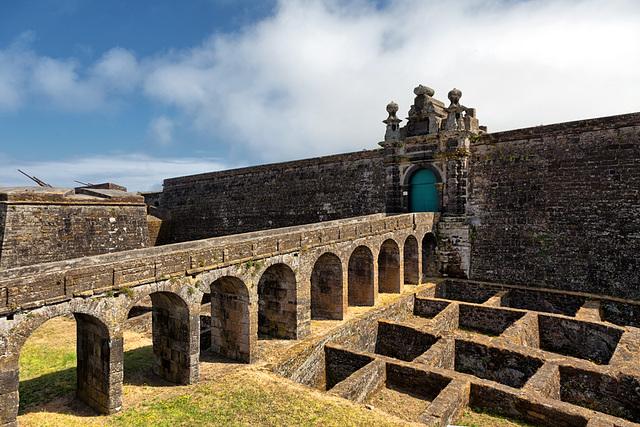 Castelo de Sao Joao Baptista