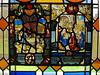 Gleichnis vom Weinberg 1571,  Kompositscheibe mit 1588 Jahreszahl