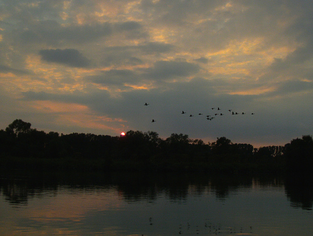evening at the ruhr