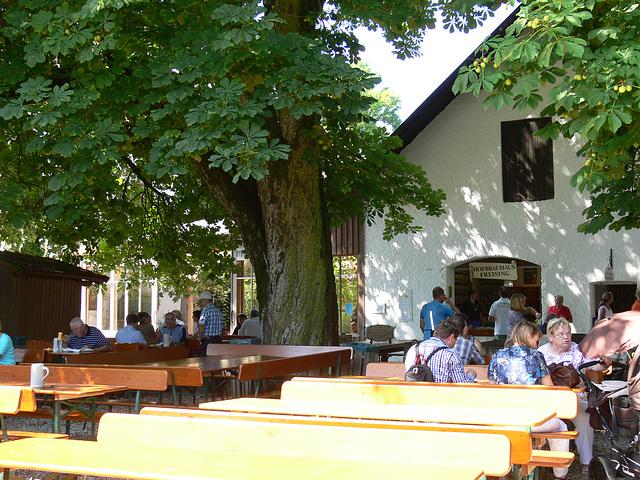 Biergarten Ratzenhofen