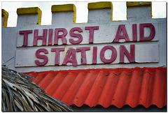 Thirst Aid Station