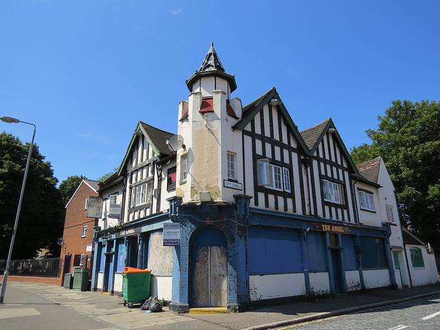 the angel pub, west ham, london