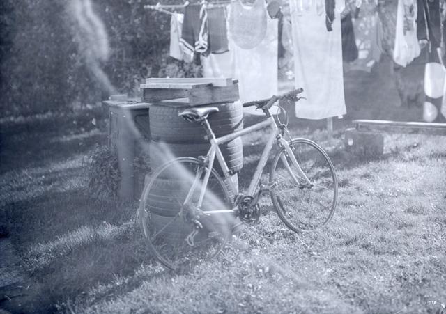 The Bike & The Washing Line