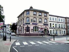 The Alexandra public house - Aldershot
