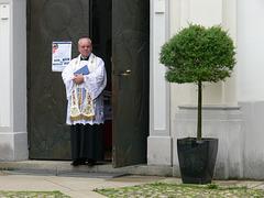 Pfarrer Vogl