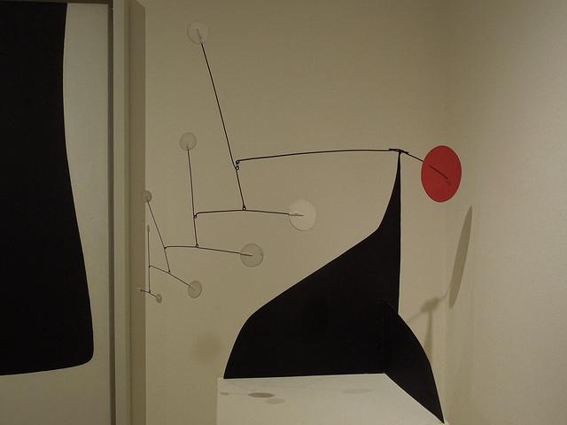 Calder in the Guggenheim