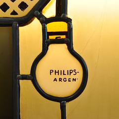 Museum De Lakenhal – Philips lightbulb