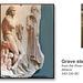 Greek grave stele 330BC - The Ashmolean Museum - Oxford - 24.6.2014