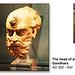 Head of an ascetic - Gandhara - Pakistan  - The Ashmolean Museum - Oxford - 24.6.2014