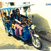 Ride the Rickshaw