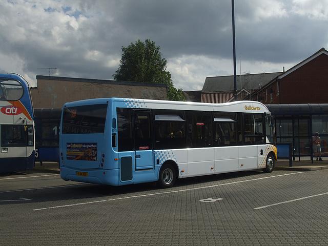 DSCF5588 Galloway Coach Travel YJ14 BGE